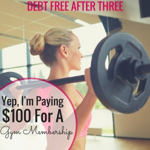 $100 for a gym membership? That's crazy, right? Why I'm paying it.