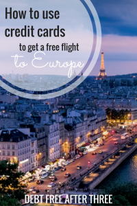How I'm getting a free flight to Europe: A Q&A with Richmond Savers