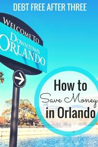 4 Ways to Save Money on Your Trip to Orlando