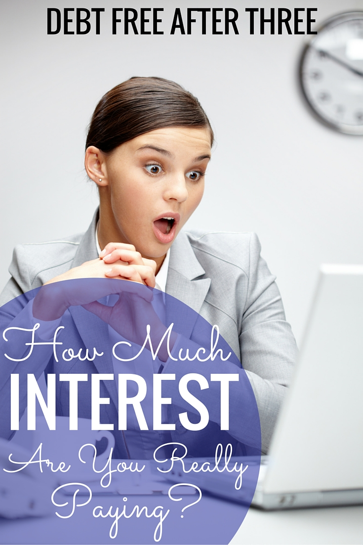 When you first start repaying your student loans, you might not pay attention to your interest rate. Here's why it's important to know your interest rate!