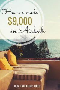 How We Made $9,000 on Airbnb