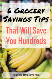 6 Grocery Saving Tricks That Will Save You Hundreds