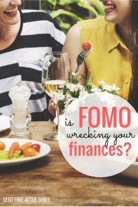 Is FOMO Wrecking Your Finances?